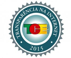 imagem prêmio transparência 2015
